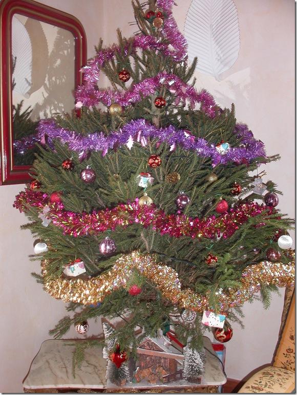 Noël sapin 2008